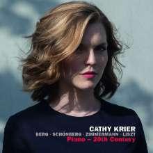 Cathy Krier - Piano 20th Century, CD