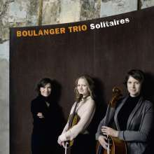 Boulanger Trio - Solitaires, CD