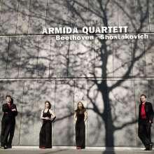Armida Quartett - Beethoven, Schostakowitsch, CD
