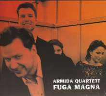 Armida Quartett - Fuga Magna, CD
