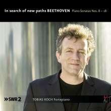 Ludwig van Beethoven (1770-1827): Klaviersonaten Nr.8-18, 3 CDs