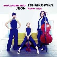 Paul Juon (1872-1940): Litaniae op. 70 für Klaviertrio, CD