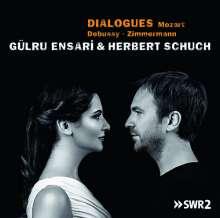 Gülru Ensari & Herbert Schuch - Dialogues, CD