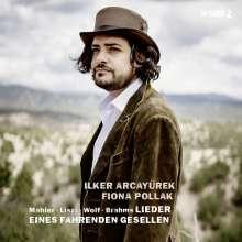 Ilker Arcayürek & Fiona Pollak - Lieder eines fahrenden Gesellen, CD