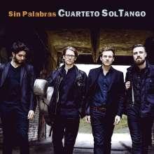 Cuarteto SolTango - Sin Palabras, CD