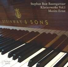 Stephan Beat Baumgartner (geb. 1946): Klavierwerke, CD