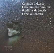 Orlando di Lasso (Lassus) (1532-1594): Officium pro omnibus fidelibus defunctis, CD