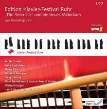 Edition Klavier-Festival Ruhr Vol.36 - Live Recordings 2017, 3 CDs
