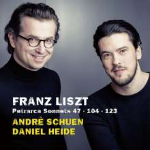 Franz Liszt (1811-1886): Lieder Vol.1, CD
