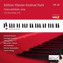 Edition Klavier-Festival Ruhr Vol.37 - Live Recordings 2019, 3 CDs