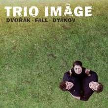 Trio Image - Dvorak / Fall / Dyakov, CD