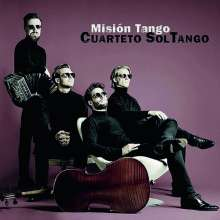 Cuarteto SolTango - Mision Tango (The 40s,50s,60s and beyond), CD