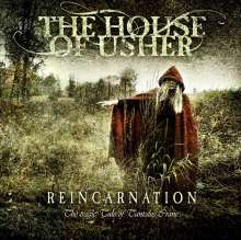 """The House Of Usher: Reincarnation (Limited Numbered Edition), Single 7"""""""