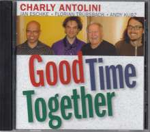 Charly Antolini (geb. 1937): Good Time Together, CD
