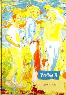 Feeling B: Grün und blau - Limited Edition (CD + Buch), 1 CD und 1 Buch