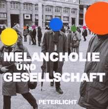 PeterLicht: Melancholie und Gesellschaft, CD