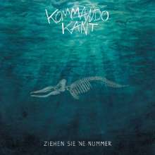 Kommando Kant: Ziehen sie 'ne Nummer, CD