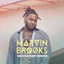 Marvin Brooks: The Strongest Survive, CD