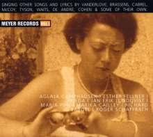 Meyer Records Vol.1, CD