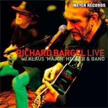 Richard Bargel: Live With Klaus 'Major' Heuser & Band, CD