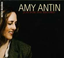 Amy Antin: Just For The Record, CD