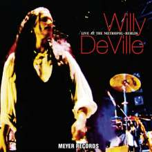 Willy DeVille: Live At The Metropol: Berlin, 24.6.2002, CD