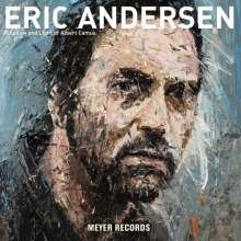 """Eric Andersen: Shadow And Light Of Albert Camus (Limited Edition) (45 RPM), 2 Singles 10"""""""