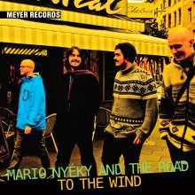 Mario Nyéky: To The Wind, CD