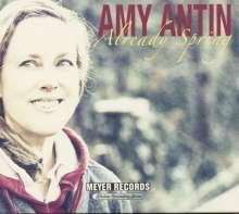 Amy Antin: Kitchen Recording Series: Already Spring, CD