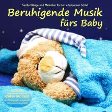 Electric Air Project: Beruhigende Musik fürs Baby, CD