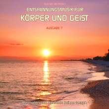 Thomas Vietze: Entspannungsmusik für Körper und Geist 07, CD