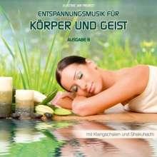 Electric Air Project: Entspannungsmusik für Körper und Geist 8, CD