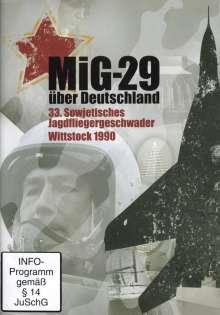 MiG-29 über Deutschland, DVD