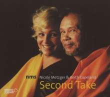 Nicole Metzger & Keith Copeland: Second Take, CD