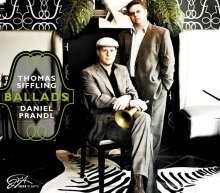 Thomas Siffling & Daniel Prandl: Ballads, CD
