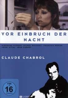 Vor Einbruch der Nacht, DVD