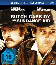 Butch Cassidy und Sundance Kid (Blu-ray & CD im Mediabook), 2 Blu-ray Discs