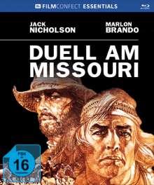 Duell am Missouri (Blu-ray im Mediabook), Blu-ray Disc