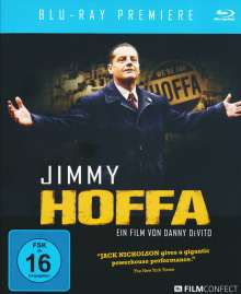 Jimmy Hoffa (Blu-ray im Digipak), Blu-ray Disc