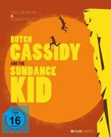 Butch Cassidy und Sundance Kid (Blu-ray & CD im FuturePak), Blu-ray Disc