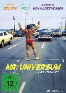 Mr. Universum, DVD