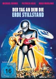 Der Tag, an dem die Erde still stand (1951), DVD