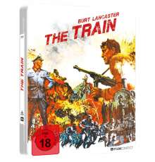 The Train (Blu-ray im FuturePak), Blu-ray Disc
