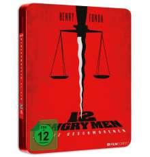 Die zwölf Geschworenen (1957) (Blu-ray im FuturePak), Blu-ray Disc
