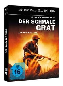 Der Schmale Grat (1998) (Blu-ray im Mediabook), Blu-ray Disc