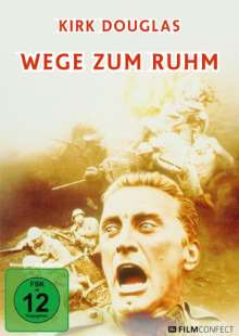Wege zum Ruhm, DVD