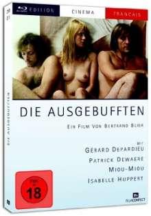 Die Ausgebufften (Blu-ray im Mediabook), Blu-ray Disc
