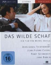Das wilde Schaf (Blu-ray), Blu-ray Disc