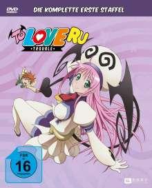 To Love Ru: Trouble Staffel 1 (Gesamtausgabe), 6 DVDs