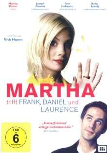 Martha trifft Frank, Daniel und Laurence, DVD